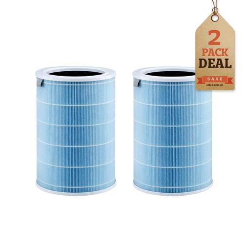 샤오미 공기청정기 필터 정품 미에어 블루필터 X 2개 / 미세먼지 정화